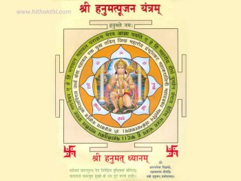 HANUMAN MANTRA FOR KARYA SIDDHI