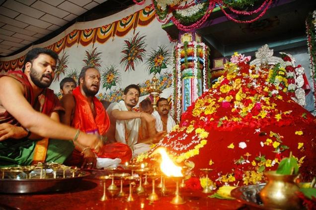 Agitation may cause effect on Dasara celebrations at Durga Temple